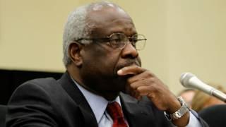 Clarence Thomas rompió el silencio tras una década y dejó boquiabiertos a abogados y periodistas.