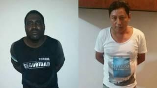 Los dos detenidos por el crimen de las turistas argentinas