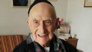 Israel Kristal sobrevivió a dos guerras mundiales