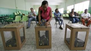 Los dominicanos eligen este domingo a su presidente por los próximos 4 años.