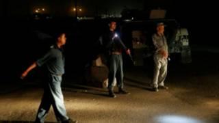'مجتمع مقاطعه کاران خارجی' در کابل هدف بمبگذاری طالبان