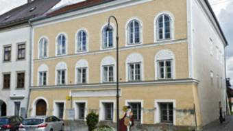 La maison natale d'Adolf Hitler