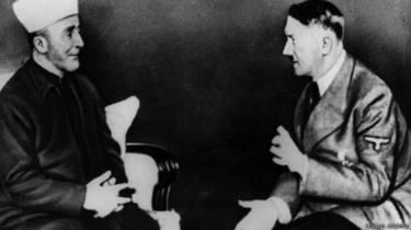 हुसैनी, हिटलर