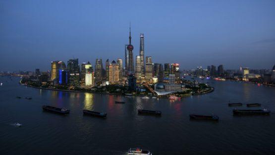 Pudong en Shanghai