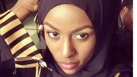 Nafisa Abdullahi Ina son Adam Zango Nafisa Abdullahi BBC Hausa