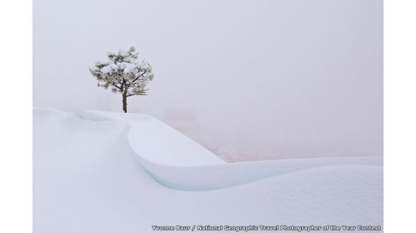 La nieve por Yvonne Baur / National Geographic Travel Photographer of the Year Contest