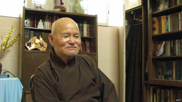 Hòa Thượng Thích Quảng Độ, năm 2007