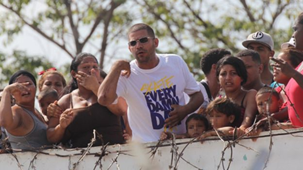 Edwin Soto es considerado como uno de los pranes más poderosos dentro de las cárceles de Venezuela.