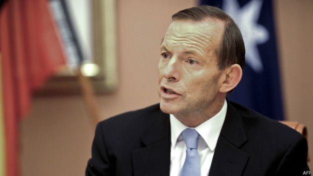 Cựu Thủ tướng Úc, ông Tony Abbot