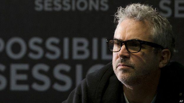 Alfonso Cuarón, ganador del Oscar a mejor director