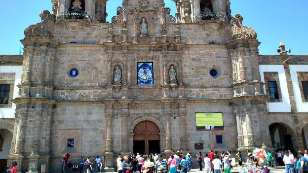 Basílica de Zapopan, México