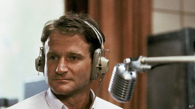 Robin Williams en