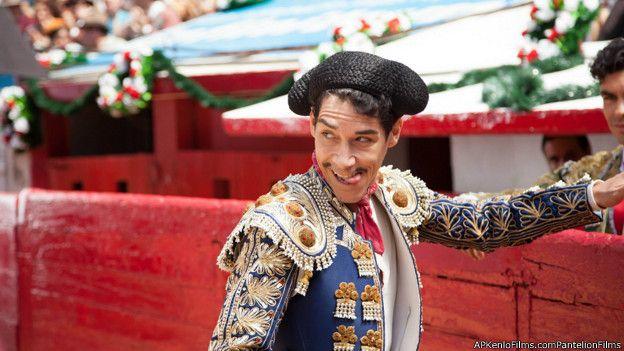 fotograma de la película Cantinflas