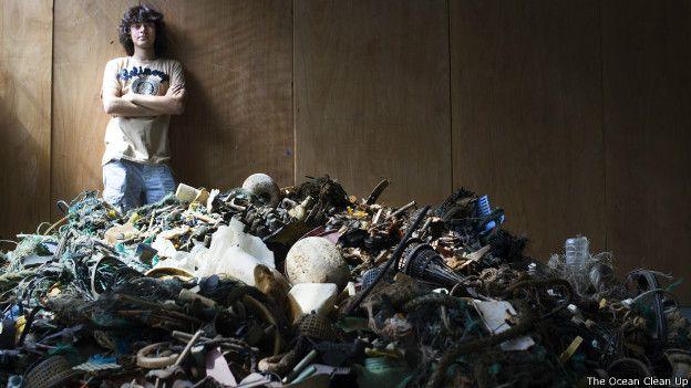 The Ocean Clean Up