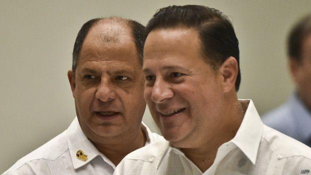 El presidente de Panamá, Juan Carlos Varela, también integra la lista de mandatarios millonarios.