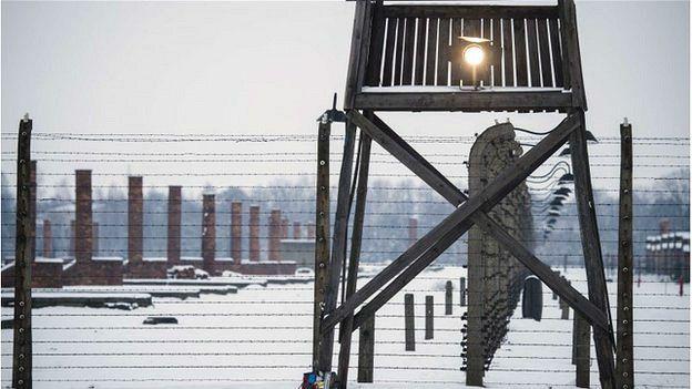 campo de Auschwitz-Birkenau