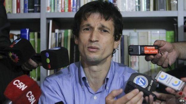 Diego Lagomarsino era el asesor informático de Nisman.
