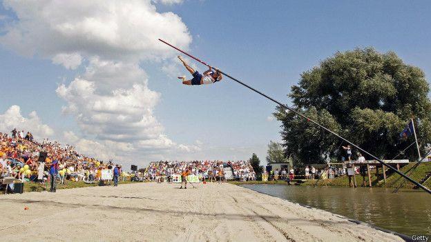 Lo que quizás no sabías de los deportes con saltos