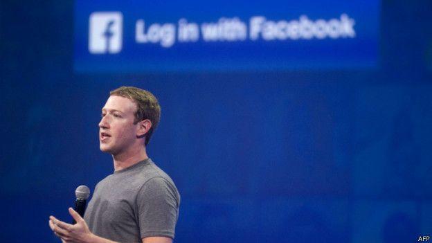 Marck Zuckerberg (Foto: AFP)
