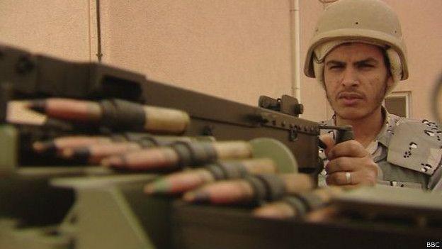 Soldado Saudita