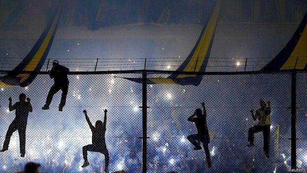 Fans de Boca Juniors