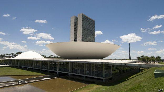Congreso brasileño.