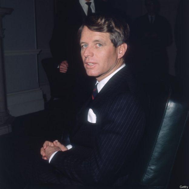 Notitarde. Robert Kennedy
