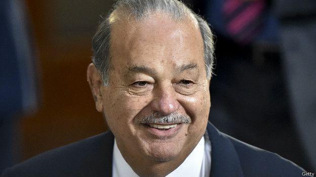 Hombre Mas Rico de Mexico 2014 Hombre Más Rico de México