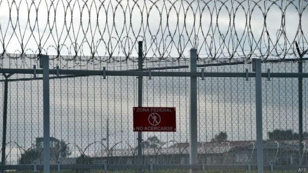 Cárcel de El Altiplano en México