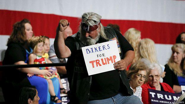 Seguidor de Donald Trump