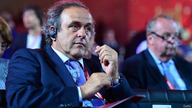 Платини решил бороться за пост президента ФИФА
