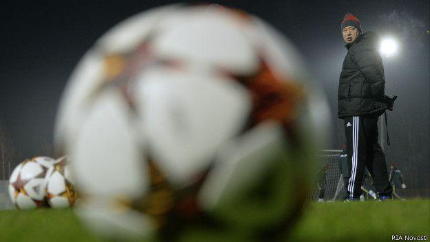 Леонид Слуцкий: путь к сборной России по футболу