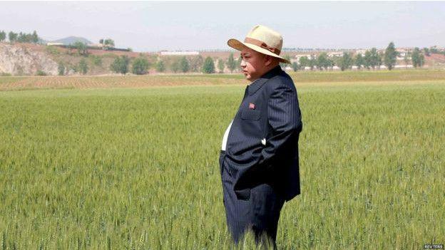 Lãnh tụ Bắc Hàn Kim Jong-un