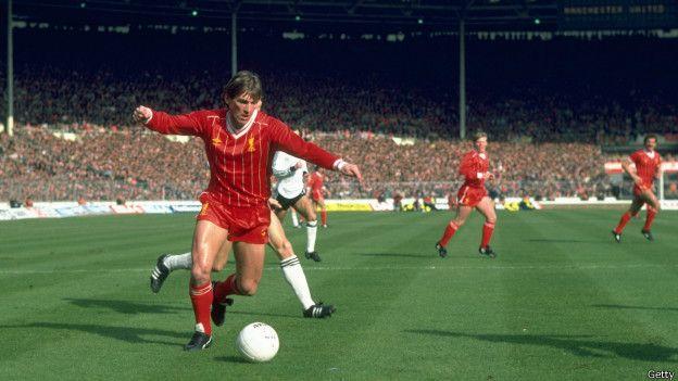 Kenny Daglish, Liverpool