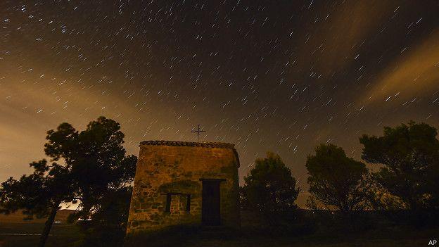 Las Perseidas, vistas desde España