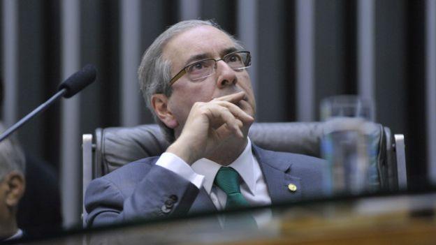 Eduardo CUnha (Foto: Alex Ferreira/Ag. Camara)