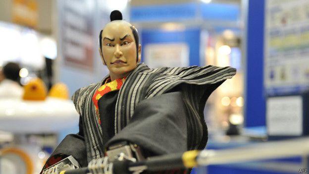 Robot Samurai
