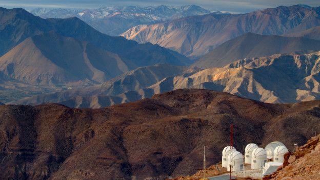 Observatório no Chile