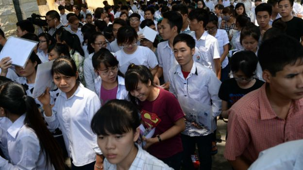Sinh viên tại Hà Nội