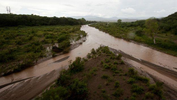 Río Sonora, México