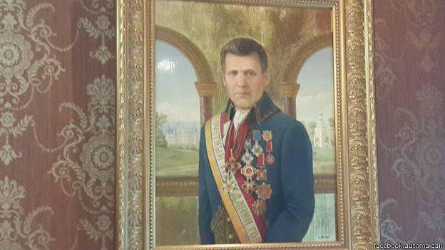Портерт Киивалова