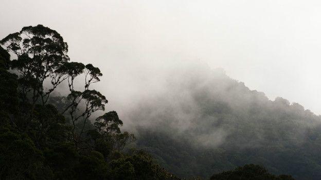Imagen en el norte de Colombia