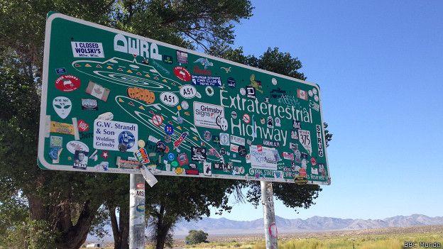 Carretera de los Extraterrestres