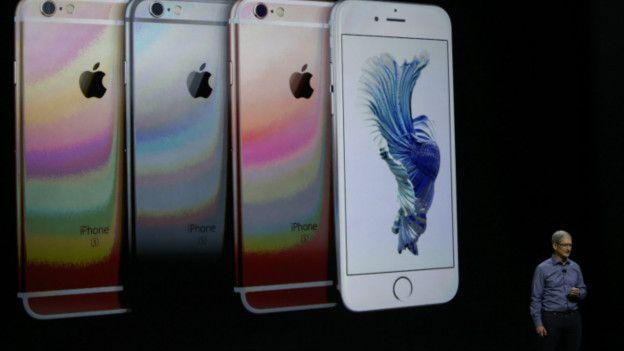 Presentación nuevos iPhone