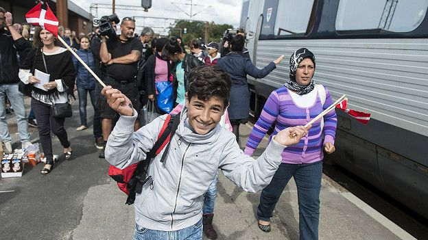 Размер пособий беженцам будет значительно снижен