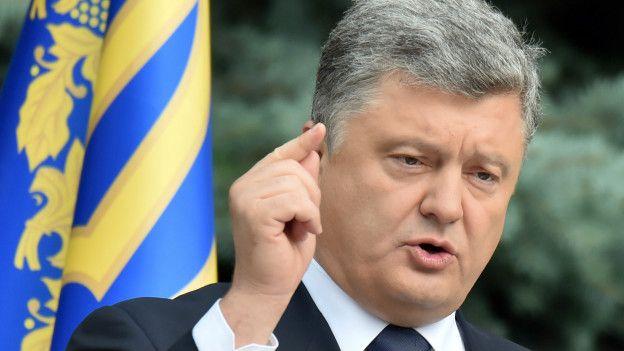 Порошенко підписав указ про введення санкцій проти Росії