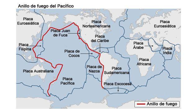 ¿Por qué hay tantos terremotos en Chile?