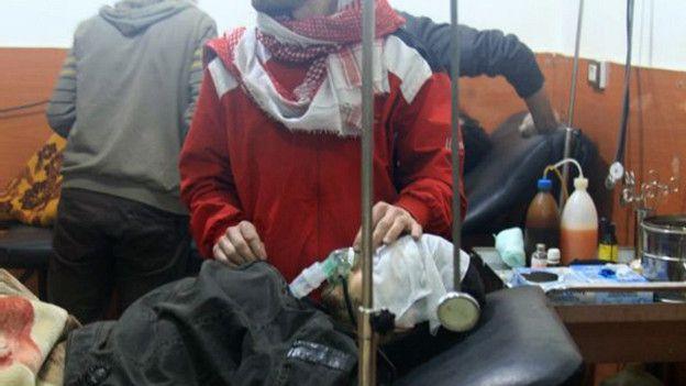 Жертвы войны в Сирии