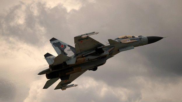 Bombardeos rusos