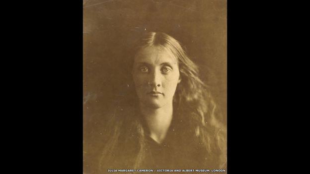 Julia Jackson, 1867. Foto: Julia Margaret Cameron